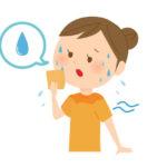 汗にも種類がある⁉︎ タイプ別夏の汗対策とメイク法!