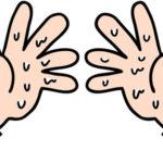 手汗がすごい!「手掌多汗症」の治療